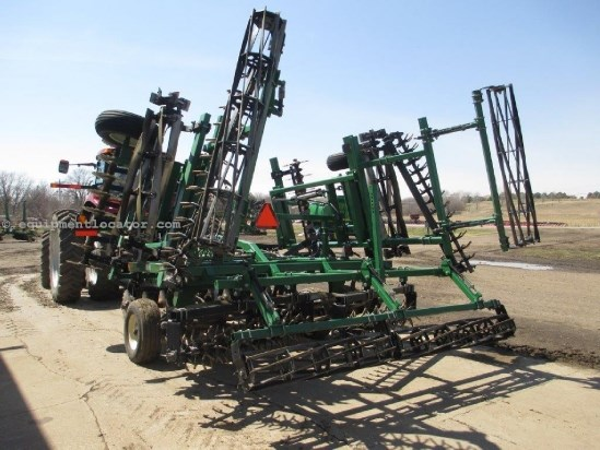 "2012 Great Plains 2400TC, 24', 37 Blades, 10"" Space, Rolling Basket Vertical Tillage For Sale"