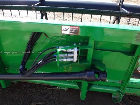 2008 John Deere 635F - 35 ft, AHHC (9660,9760,9860,9670,9770,9870) Header-Flex For Sale