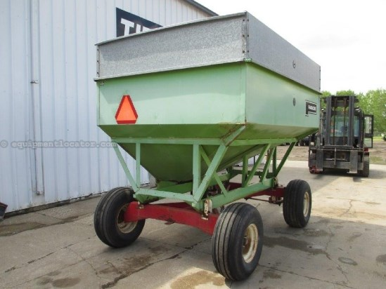 Parker 2000, 200 Bushel Grain Cart For Sale