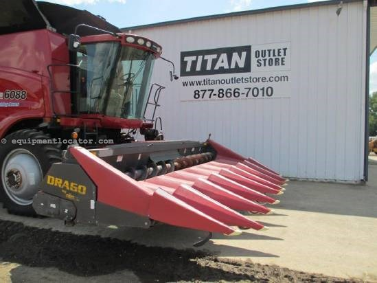 2007 Drago 830, D35, 8R30, (6088/7010/7088/8010/8120),Contour Header-Corn For Sale