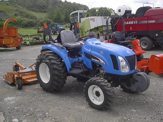 Tractor For Sale:  2006 New Holland TC34DA