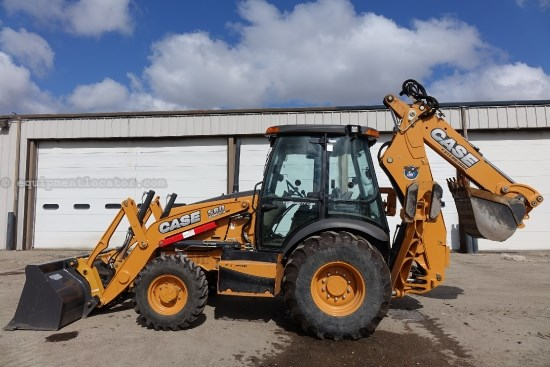 2012 Case 580SNWT, Premier Warranty through 5/2015 Loader Backhoe For Sale