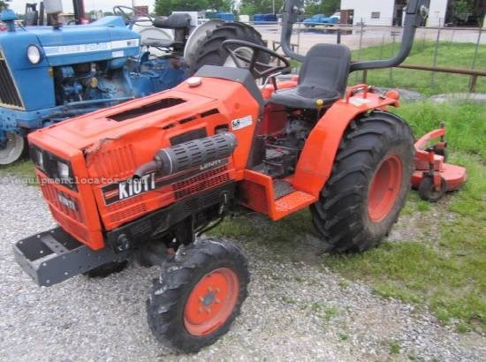 Kioti Tractor Seat : Kioti lb tractor for sale at equipmentlocator