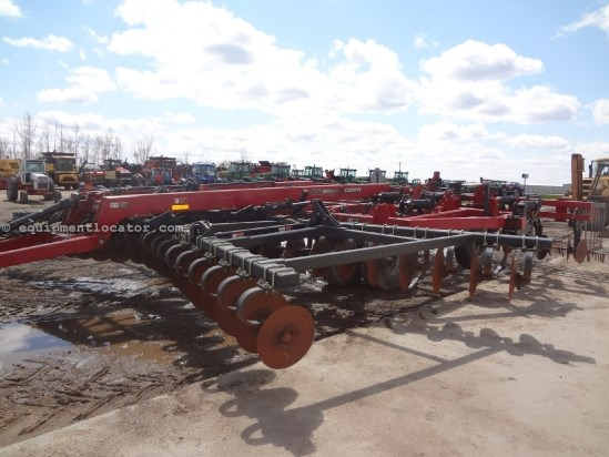 2010 Case IH 870 - 26', Spike Harrow, Closing Discs Disk Ripper For Sale
