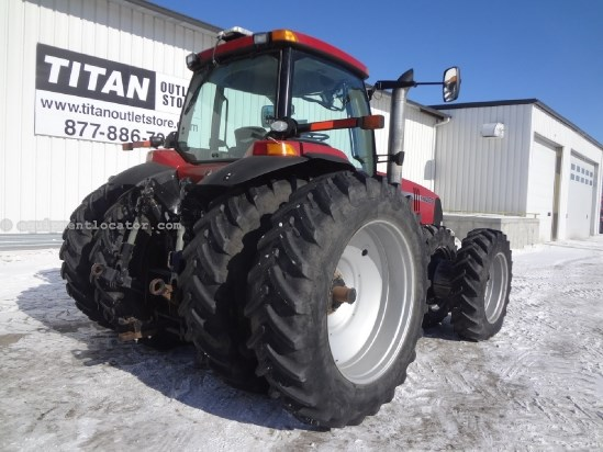 2004 Case IH MX285 - 4832 hrs, Full Guidance, F&R Duals Tractor For Sale