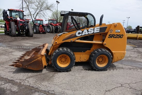 2011 Case SR250 Skid Steer For Sale