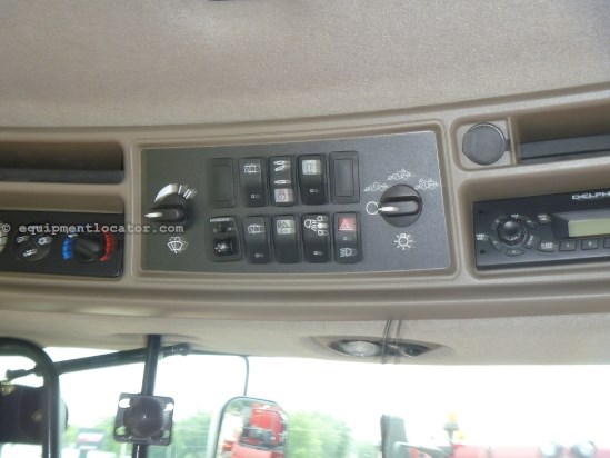 2011 Case IH 550, 2162 Hr, HID Lights, High cap pump, Lux Cab  Tractor For Sale