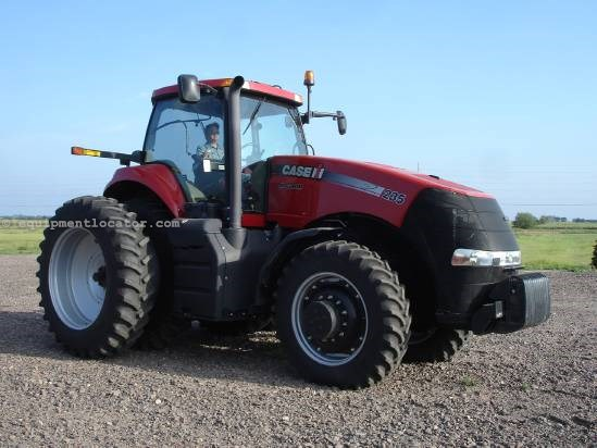 2012 Case IH 235, 529 Hr,235 HP,4 Remotes,3 Pt,Wts,HID Lights Tractor For Sale