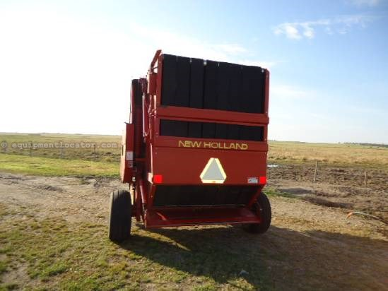 1994 New Holland 660 - 5X6, autowrap, 1000 pto, kicker Baler For Sale