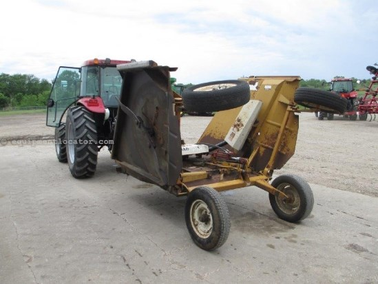 Woods 315, 15Ft, 1000 PTO, Pull Type, Wing Type Rotary Cutter For Sale