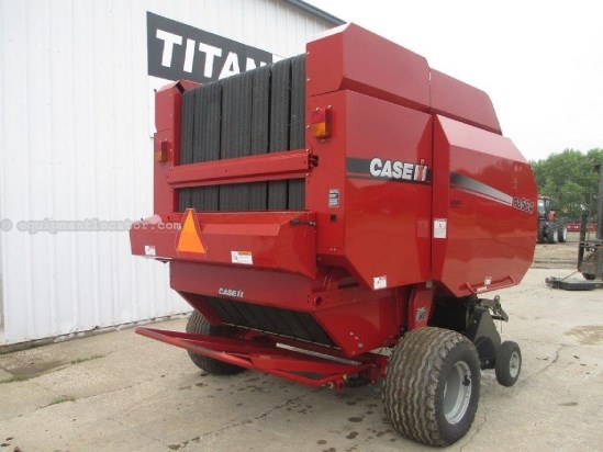 2010 Case IH RB564, 4461 Bales, Monitor, Counter, Elec Dbl Wrap Baler For Sale