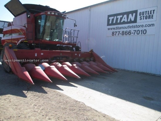 2003 Case IH 2208, 8R30, FT, HHC, 6088/7010/7088/7120/8010 Header-Corn For Sale