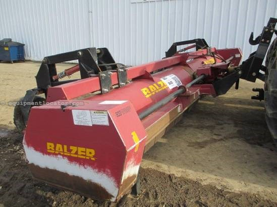 2005 Balzer 2000, 20', 2 Wheels, Pull Type Stalk Chopper For Sale