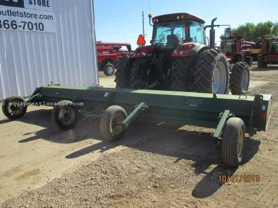 1998 Arts Way 240B, 20', Pull Type, 4 Wheels Stalk Chopper For Sale