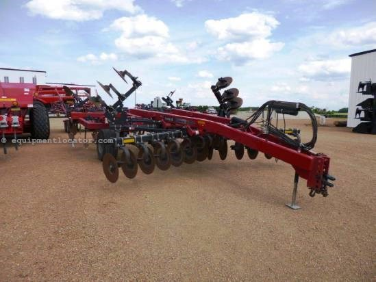 2006 Case IH 730C, 7 Shank, Spring Cushion, Disc Leveler Disk Ripper For Sale