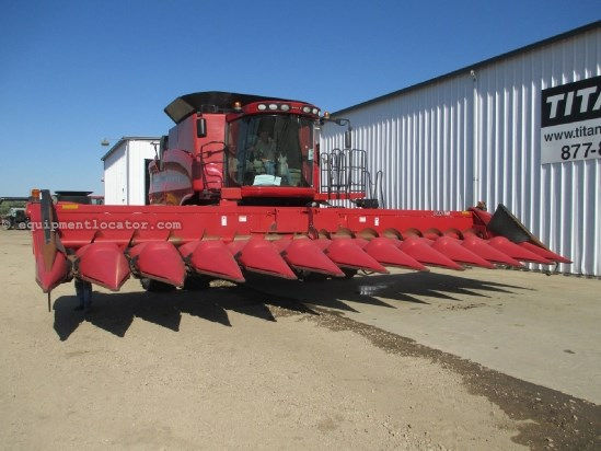 2010 Case IH 3412, 12R30,HHC, 7010/7120/8010/8120 Header-Corn For Sale