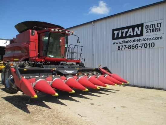 2007 Geringhoff RD830, 8R30, Contour, 7088/7010/7120/8010 Header-Corn For Sale