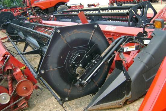 1998 Case IH 1020, 25', FT, Fore/Aft, 1688/2166/2188/2366/2388 Header-Flex For Sale