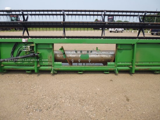 2007 John Deere 635F - 35 ft, Contour (9660,9760,9860,9670,9770) Header-Flex For Sale