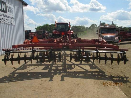 1998 Sunflower 4410,14', Rigid Fold, Center Tandems Disc Chisel For Sale