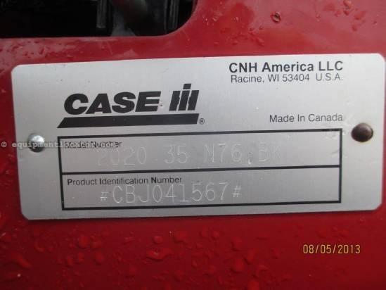 2008 Case IH 2020,35',(7088/7010/8010/7120/8120),FT,Full Finger Header-Flex For Sale