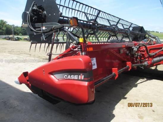2009 Case IH 2020,30',(7088/7010/8010),Full Finger,Air Reel Header-Flex For Sale