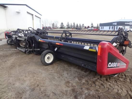 2009 Case IH 2162 - 40', Gauge Whls (7010,8010,7120,8120,9120) Header-Draper For Sale