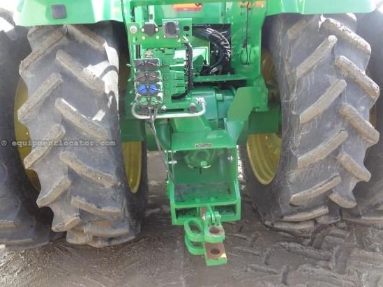 2012 John Deere 9460R - 860 hrs, 520R46 Trpls, PTO, 4 hyd Tractor For Sale