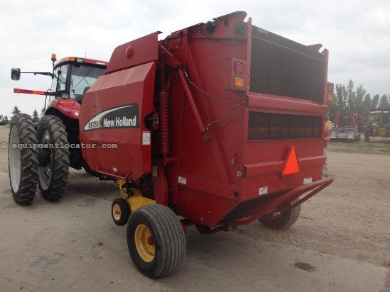 2005 New Holland BR780 - Hyd Lift PU, Kicker, 1000 pto Baler-Round For Sale