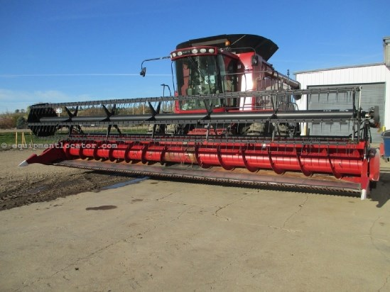 2010 Case IH 2020, 30', FT, Fits 7088/7010/8010/7120/8120 Header-Flex For Sale