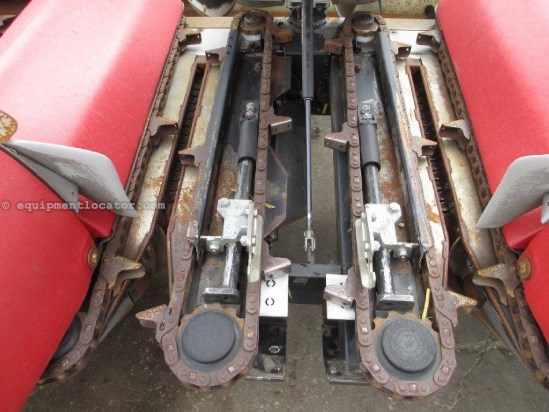 2007 Geringhoff RD1222,12R22,Contour,7088/7010/8010/8120 Header-Corn For Sale