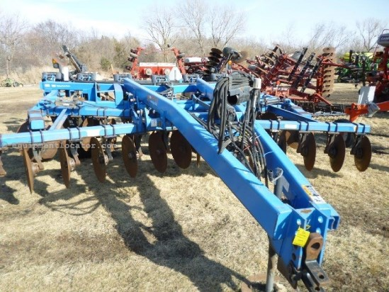 "DMI 730B, 7"" Points, Rear Disk Levelers Disk Ripper For Sale"