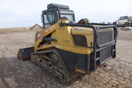 "2005 ASV RC100, 2 Speed, 85""Bucket with BOCE Skid Steer-Track For Sale"