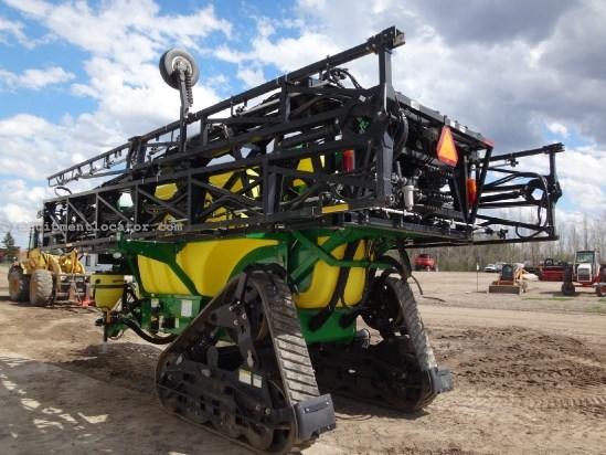 2011 TopAir TA2400 - 132 ft, 2400 gal, Tracks, Chem Tank Sprayer-Pull Type For Sale