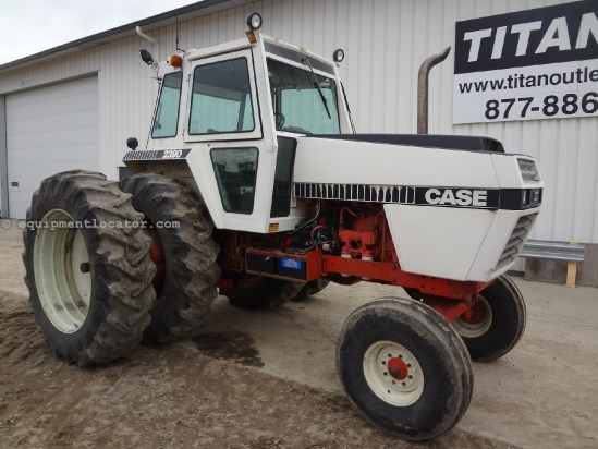 1983 Case 2390 - 5215 hrs, 3pt, 2 hyd, 540/1000 pto, Duals Tractor For Sale