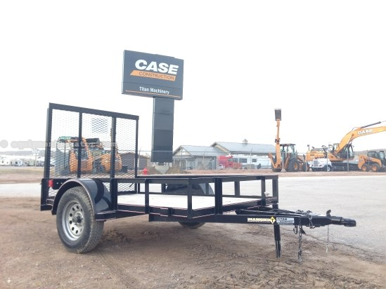 2012 Diamond 508SAS, 3500lb Axle, 5 x 8 Deck Utility Trailer For Sale