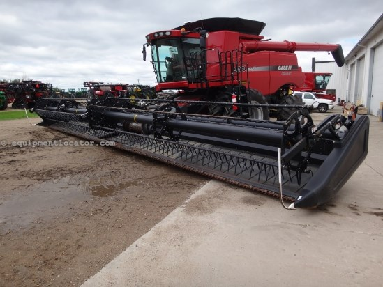 2010 MacDon FD70 - 45 ft, Double Sickle, (8010,8120,9120,8230) Header-Draper For Sale