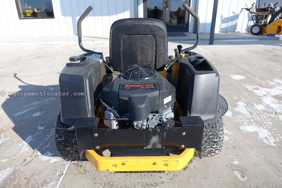 2013 Cub Cadet RZTL50W, Kawasaki Gas Engine, Electric PTO Riding Mower For Sale