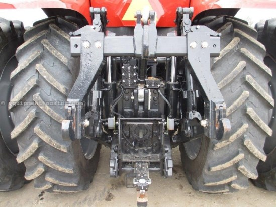 2012 Case IH Magnum MX260, 393 Hrs, 260 HP, 4 Remote, 3 Pt, Wts Tractor For Sale