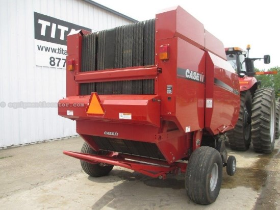 2009 Case IH RB564, 10568 Bales, 1000 PTO, Counter, Netwrap  Baler For Sale