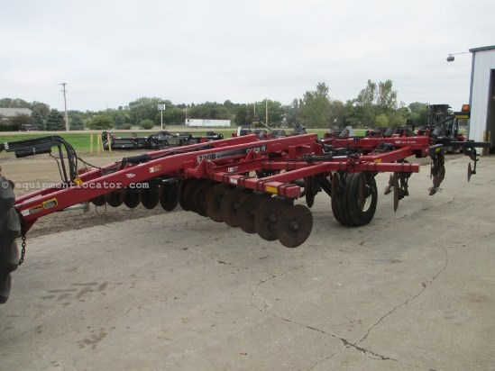 2005 Case IH 730B, 17', Rigid Gang Disk Ripper For Sale