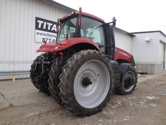 2011 Case IH Magnum MX235-1600 hrs, Duals, 4 hyd, Cab Susp Tractor For Sale