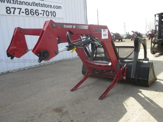 2007 Case IH LX760 - Grapple, Puma 165, Puma 180 Front End Loader Attachment For Sale