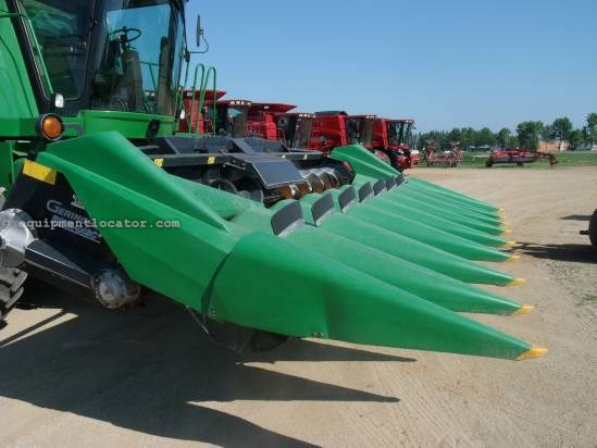 2002 Geringhoff RD830,8R30,Hyd Deck Plates, JD9500/9510/9600/9610 Header-Corn For Sale