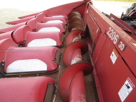 2002 Case IH 2206, 6R30, Knife Rolls, 1688/2166/2188/2366/2388  Header-Corn For Sale