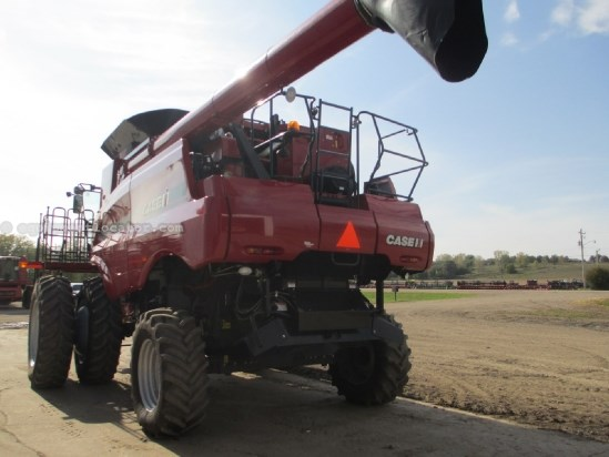 2011 Case IH AF7120, UPTIME READY!, 1090 Sep Hrs, Rock Trap Combine For Sale