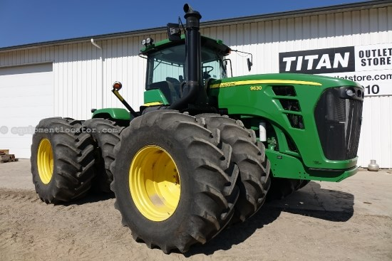 2010 John Deere 9630, DIFF LOCK, 6,000 LBS ADDITIONAL WEIGHTS Tractor For Sale