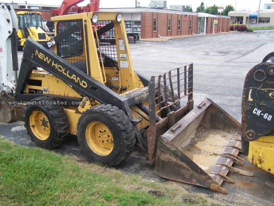 1993 New Holland L553 Skid Steer For Sale at