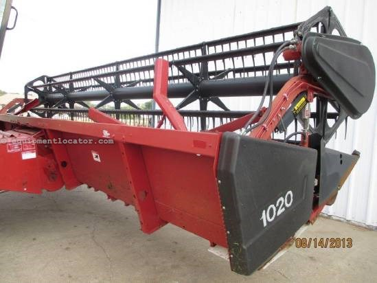 1991 Case IH 1020, 25',(1688/2166/2188/2366/2388), HHC, FT,Poly Header-Flex For Sale