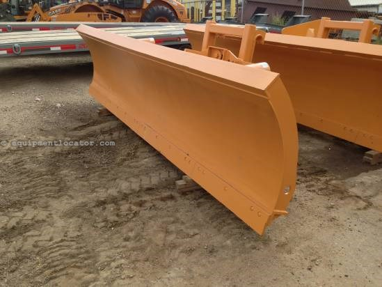 2012 Henke REL14, JRB Style Coupler, 14 Ft Hydraulic Angle Snow Blade For Sale